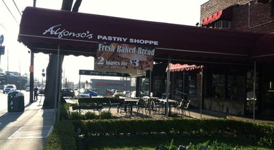 Photo of Dessert Shop Alfonso's Pastry Shoppe at 1899 Victory Blvd, Staten Island, NY 10314, United States