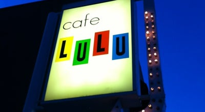 Photo of New American Restaurant Lulu Cafe at 2265 S Howell Ave, Milwaukee, WI 53207, United States
