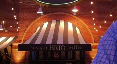 Photo of Italian Restaurant Brio Tuscan Grille at 1431 Plaza Pl, Southlake, TX 76092, United States