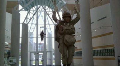 Photo of History Museum Airborne & Special Operations Museum at 100 Bragg Blvd, Fayetteville, NC 28301, United States