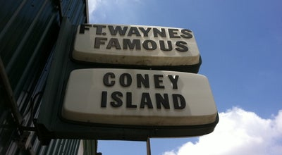Photo of Hot Dog Joint Coney Island at 131 W Main St, Fort Wayne, IN 46802, United States