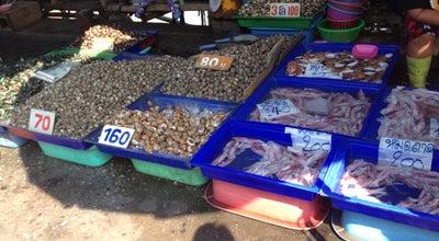 Photo of Fish Market สะพานปลาอ่างศิลา (Ang Sila Fish Market) at Bang Saen Sai 1, Mueang Chon Buri 20130, Thailand