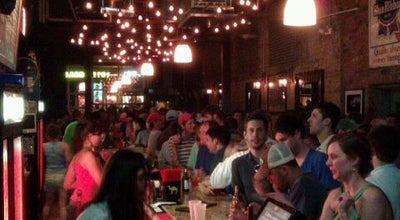 Photo of Bar Allgood Lounge at 256 E Clayton St, Athens, GA 30601, United States