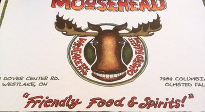 Photo of Bar Moosehead Saloon at 694 Dover Center Rd, Westlake, OH 44145, United States