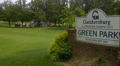 Photo of Playground Green Park at 151 Bickerstaff Way, Gaithersburg, MD 20878, United States