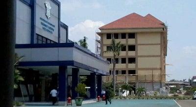 Photo of Police Station Satuan Pelaksana Administrasi SIM Direktorat Lalu Lintas Polda Metro Jaya at Jl. Raya Daan Mogot Km. 12.8, Jakarta Barat 11720, Indonesia
