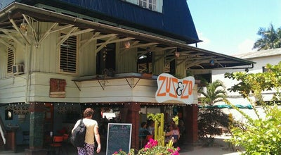 Photo of Restaurant Zus & Zo at Grote Combeweg, Paramaribo, Suriname