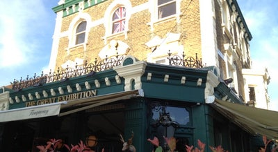 Photo of Pub The Great Exhibition at 193 Crystal Palace Rd, London SE22 9EP, United Kingdom