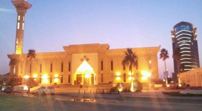 Photo of Mosque Abdulrahman Ibn Awf Mosque | جامع عبدالرحمن بن عوف at Cornishe Al Khobar, Khobar, Saudi Arabia