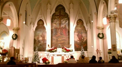 Photo of Church St. John The Baptist Church at 19 Chestnut St, Peabody, MA 01960, United States