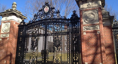 Photo of Monument / Landmark Van Wickle Gates at 22 Prospect St, Providence, RI 02912, United States