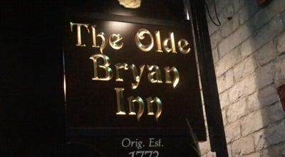 Photo of American Restaurant Olde Bryan Inn at 123 Maple Ave, Saratoga Springs, NY 12866, United States