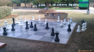 Photo of Playground Outdoors/Oversized Chess Set at United States