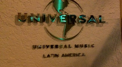 Photo of Music Venue Universal Music Latin America at 1425 Collins Ave, Miami Beach, FL 33139, United States