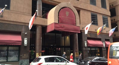 Photo of Hotel Stamford Plaza at 111 Little Collins St, Melbourne, VI 3000, Australia