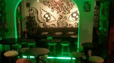 Photo of Bar Dirty Sanchez Café Bar Galeria at Joaquin Pinto E7-38, Quito, Ecuador