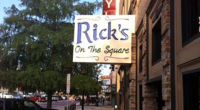 Photo of Bar Rick's at 104 W Erwin St, Tyler, TX 75702, United States