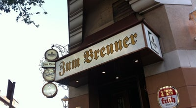 Photo of Pub Zum Brenner at Hedwigstr. 37, Essen, Germany