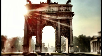 Photo of Historic Site Arco della Pace at Piazza Sempione, Milano 20154, Italy