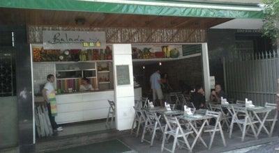 Photo of Brazilian Restaurant Balada Mix at Avenida Ataulfo De Paiva 620, Rio de Janeiro 22440-033, Brazil