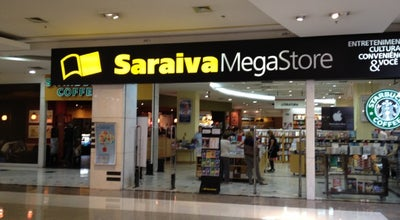 Photo of Bookstore Saraiva MegaStore at Morumbishopping, São Paulo 04707-900, Brazil