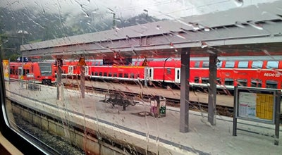 Photo of Train Station Bahnhof Garmisch-Partenkirchen at Bahnhofstr. 31, Garmisch-Partenkirchen 82467, Germany