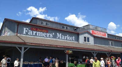 Photo of Farmers Market St. Jacobs Farmers' Market at 878 Weber St N, Waterloo, ON N2J 4A9, Canada