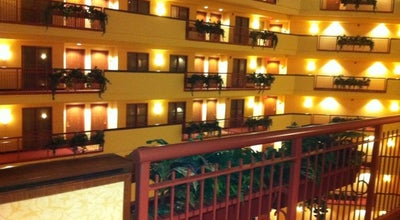 Photo of Hotel Embassy Suites by Hilton Dallas Frisco Hotel Convention Center & Spa at 7600 John Q. Hammons Drive, Frisco, TX 75034, United States