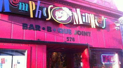 Photo of BBQ Joint Memphis Minnie's at 576 Haight St, San Francisco, CA 94117, United States