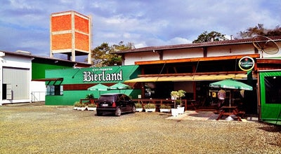 Photo of Brewery Bierland at Rua Gustavo Zimmermann, 5361, Blumenau 89063-000, Brazil