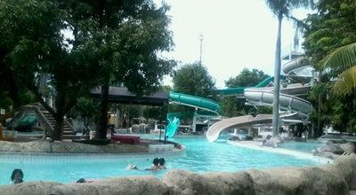 Photo of Water Park Apita Water Boom at Jl. Tuparev, Cirebon, Indonesia