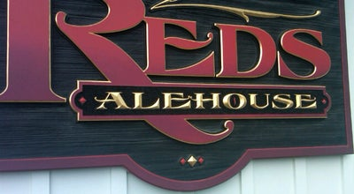 Photo of American Restaurant Red's Alehouse at 405 N Dubuque St, North Liberty, IA 52317, United States