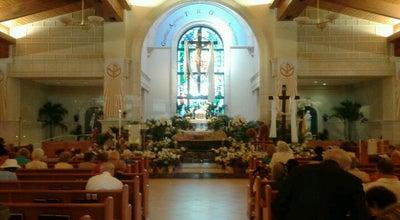 Photo of Church St Gregory Catholic Church at 200 N University Dr, Plantation, FL 33324, United States
