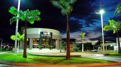 Photo of Theater Teatro Municipal Dix-huit Rosado at Pç. Cícero Dias, S/n, Mossoró 59603-040, Brazil