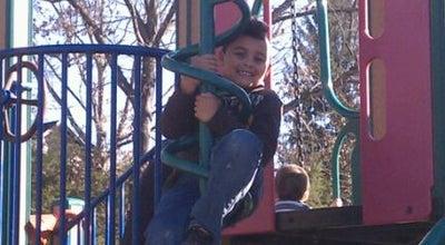 Photo of Playground Malvern Hills Park at 75 Rumbough Street, Asheville, NC 28806, United States