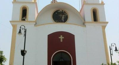 Photo of Church Parroquia de la Preciosa Sangre de Cristo at Filomeno Medina 124, Colima 28000, Mexico