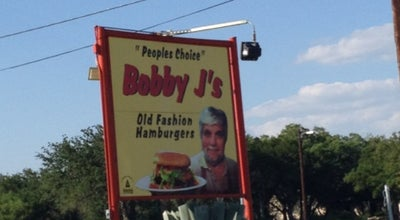 Photo of Burger Joint Bobby J's Old Fashion Hamburgers at 13247 Bandera Rd, Helotes, TX 78023, United States