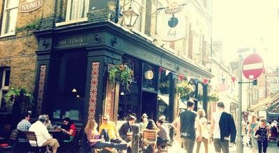 Photo of Pub The Flask at 14 Flask Walk, Hampstead NW3 1HE, United Kingdom