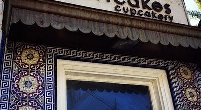 Photo of Cupcake Shop Crushcakes Cupcakery & Crushcafe at 1315 Anacapa St, Santa Barbara, CA 93101, United States