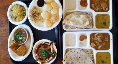 Photo of Indian Restaurant Vik's Chaat Corner at 2390 4th St, Berkeley, CA 94710, United States