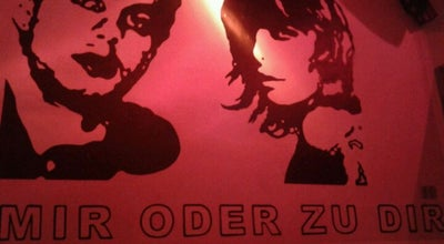 Photo of Bar Zu Mir oder Zu Dir at Lychener Str. 15, Berlin 10437, Germany