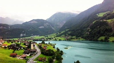 Photo of Lake Lungernsee at Lungern, Switzerland