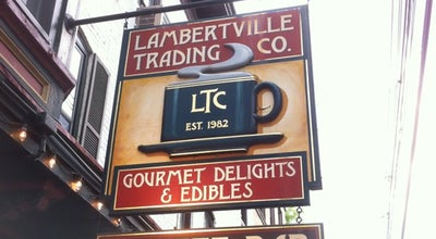 Photo of Coffee Shop Lambertville Trading Company at 43 Bridge St, Lambertville, NJ 08530, United States