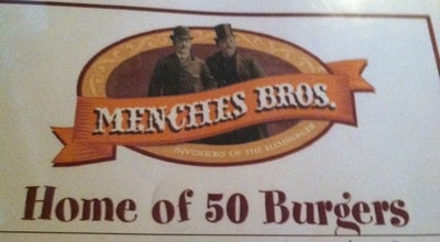 Photo of American Restaurant Menches Brothers at 3700 Massillon Rd, Uniontown, OH 44685, United States