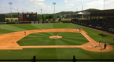 Photo of Baseball Field Baum Stadium at 1255 S Razorback Rd, Fayetteville, AR 72701, United States