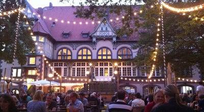 Photo of Beer Garden Biergarten Lister Turm at Walderseestr. 100, Hannover 30177, Germany