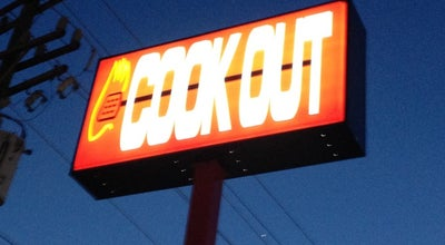 Photo of Fast Food Restaurant Cook-Out at 4802 W Broad St, Richmond, VA 23230, United States