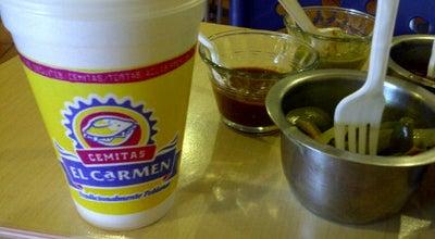 Photo of Mexican Restaurant Cemitas El Carmen at Puebla, Mexico