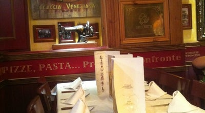 Photo of Italian Restaurant La Tagliatella Manresa at C/ Muralla Del Carme, 18, Barcelona 08240, Spain