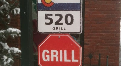 Photo of Fast Food Restaurant 520 Grill at 520 E Cooper Ave, Aspen, CO 81611, United States